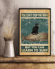 Black Cat  11x17 Poster lifestyle-poster-3