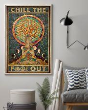 Hippie Yoga  11x17 Poster lifestyle-poster-1