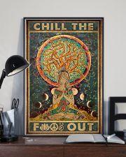 Hippie Yoga  11x17 Poster lifestyle-poster-2