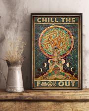 Hippie Yoga  11x17 Poster lifestyle-poster-3
