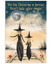 Don't Hide Your Magic 11x17 Poster front