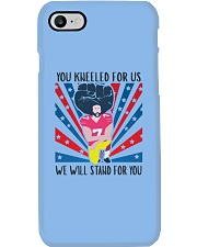 We Will Stand For You  Phone Case i-phone-7-case