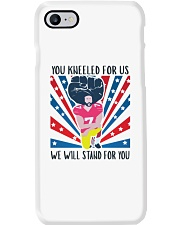 We Will Stand For You  Phone Case thumbnail
