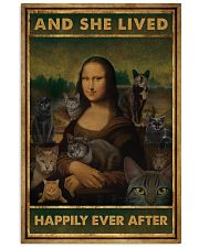 And She Lived Happily Ever After  11x17 Poster front