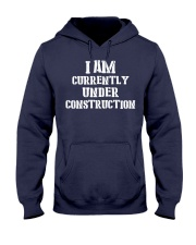 I am currently under construction Hooded Sweatshirt thumbnail