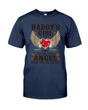 Angel Dad Classic T-Shirt tile