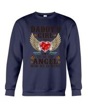 Angel Dad Crewneck Sweatshirt thumbnail
