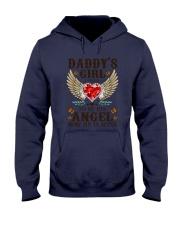 Angel Dad Hooded Sweatshirt thumbnail