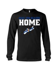 Stay The Blazes Home 2 Long Sleeve Tee thumbnail