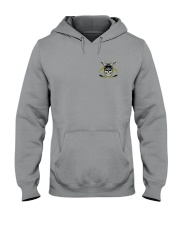 Skull Hockey Social Distancing 2 Sides Hooded Sweatshirt thumbnail
