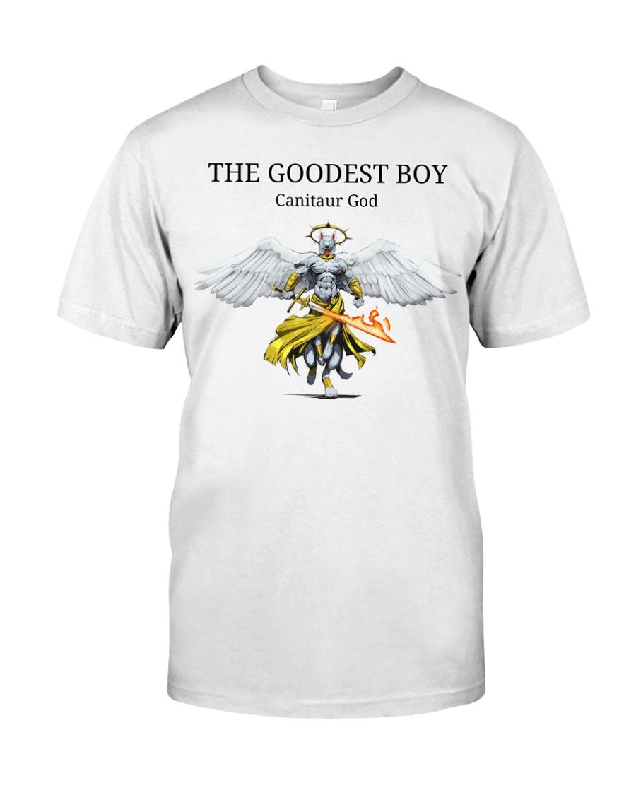 The Goodest Boy Classic T-Shirt