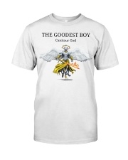 The Goodest Boy Classic T-Shirt front
