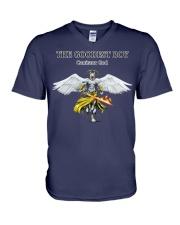 The Goodest Boy V-Neck T-Shirt thumbnail