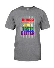 LGBT Dudes Just Taste Better Classic T-Shirt tile