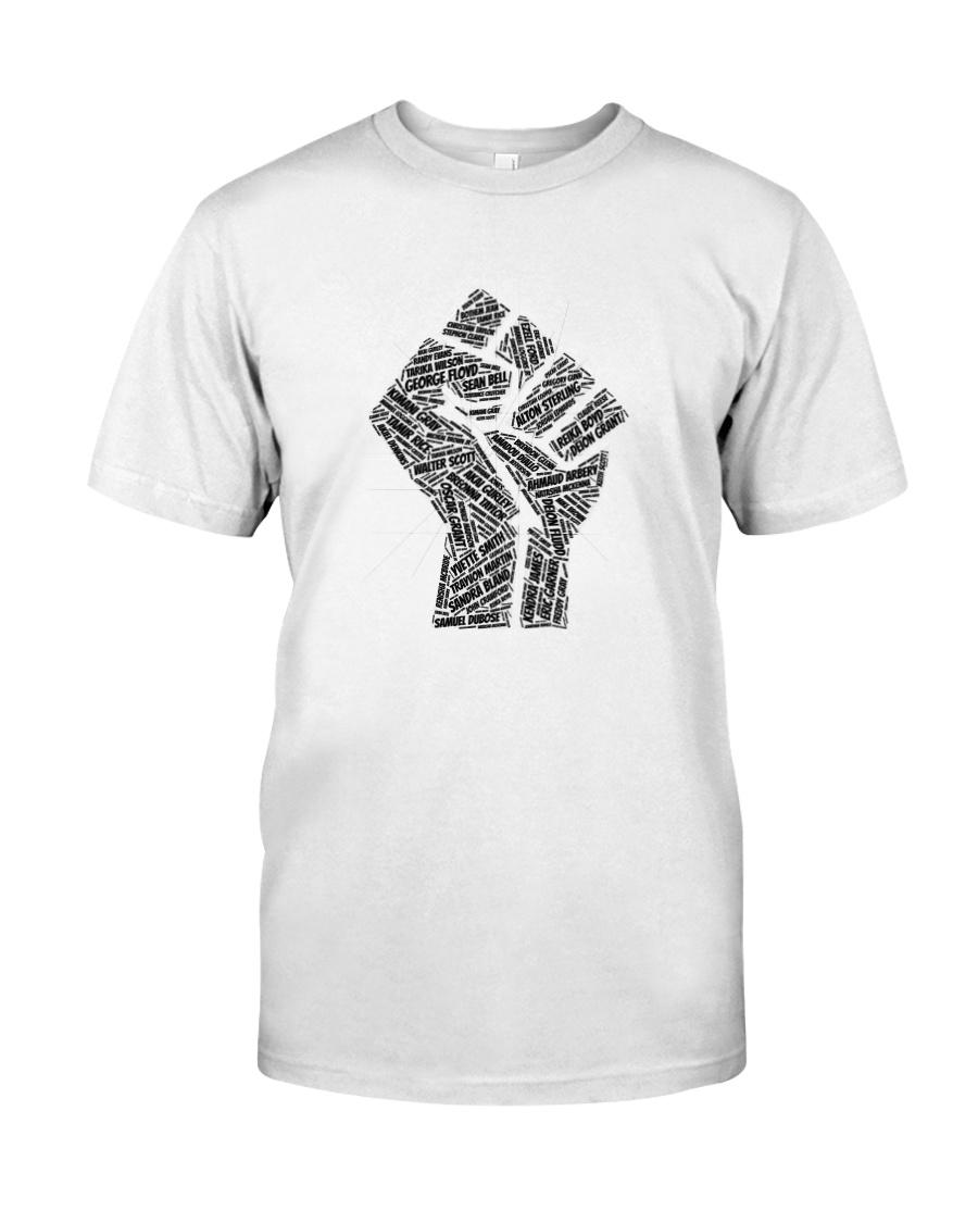 Strong BLM Classic T-Shirt