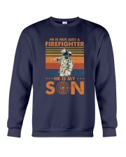 Firefighter - He Is Not Just A Firefighter Crewneck Sweatshirt thumbnail