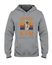 Firefighter - He Is Not Just A Firefighter Hooded Sweatshirt thumbnail
