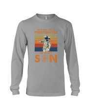 Firefighter - He Is Not Just A Firefighter Long Sleeve Tee thumbnail