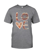Native - Love Sunflower Native Classic T-Shirt tile