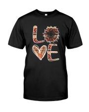 Native - Love Sunflower Native Classic T-Shirt thumbnail