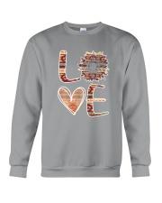 Native - Love Sunflower Native Crewneck Sweatshirt front