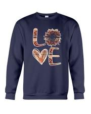 Native - Love Sunflower Native Crewneck Sweatshirt thumbnail
