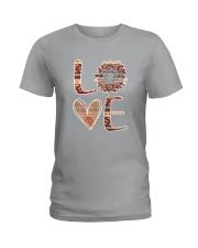 Native - Love Sunflower Native Ladies T-Shirt thumbnail