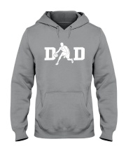 Baseketball Dad Hooded Sweatshirt thumbnail