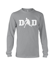 Baseketball Dad Long Sleeve Tee thumbnail