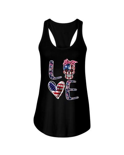 Skull - American Love