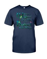Husband Wings Classic T-Shirt tile
