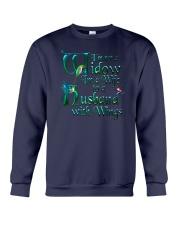 Husband Wings Crewneck Sweatshirt thumbnail