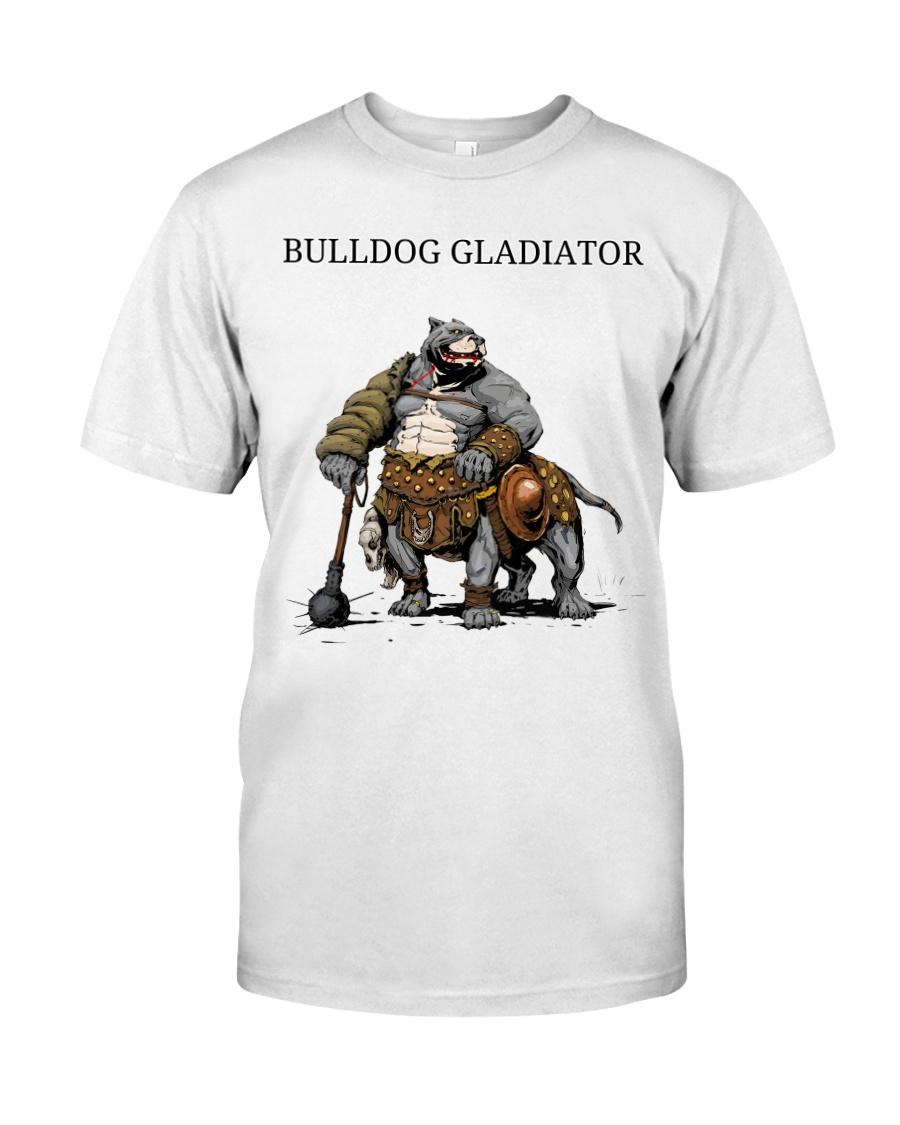 Bulldog Gladiator Classic T-Shirt