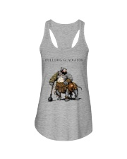 Bulldog Gladiator Ladies Flowy Tank thumbnail