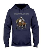 Bulldog Gladiator Hooded Sweatshirt thumbnail