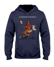 Dachshund Inquisitor Hooded Sweatshirt thumbnail