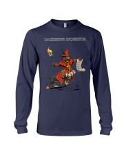 Dachshund Inquisitor Long Sleeve Tee thumbnail