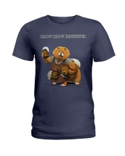 Chow Chow Innkeeper Ladies T-Shirt thumbnail