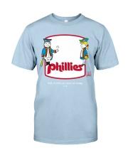 Phil Phillis Social Distancing T-shirt Classic T-Shirt front