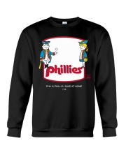 Phil Phillis Social Distancing T-shirt Crewneck Sweatshirt thumbnail