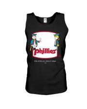 Phil Phillis Social Distancing T-shirt Unisex Tank thumbnail