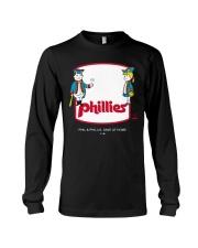 Phil Phillis Social Distancing T-shirt Long Sleeve Tee thumbnail