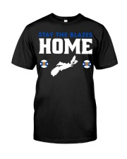 Stay The Blazes Home Classic T-Shirt front