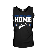 Stay The Blazes Home Unisex Tank thumbnail