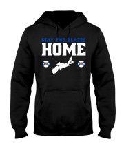 Stay The Blazes Home Hooded Sweatshirt thumbnail