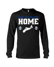 Stay The Blazes Home Long Sleeve Tee thumbnail