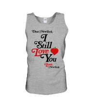 I Still Love You - NYC Unisex Tank thumbnail