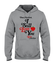 I Still Love You - NYC Hooded Sweatshirt thumbnail
