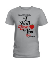 I Still Love You - NYC Ladies T-Shirt thumbnail