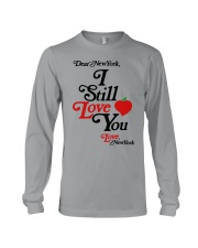I Still Love You - NYC Long Sleeve Tee thumbnail